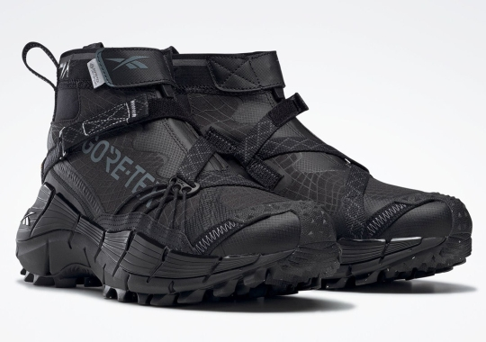 Reebok Delivers Jaw-Dropping Protective Gear With The Zig Kinetica II Edge GORE-TEX