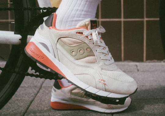 """The Saucony Shadow 6000 """"Destination Unknown"""" Pack Releases On September 18th"""