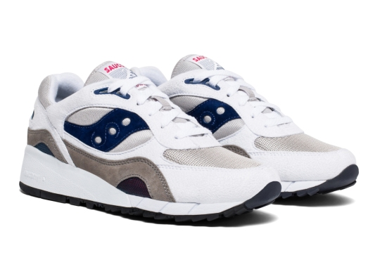 The Saucony Shadow 6000 OG Returns For Its 30th Anniversary