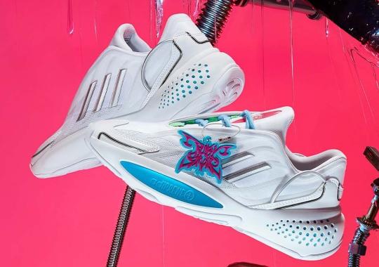 "adidas Taps ""Transhuman"" Creator Ruby 9100M For The Surrealist Ozrah Silhouette"