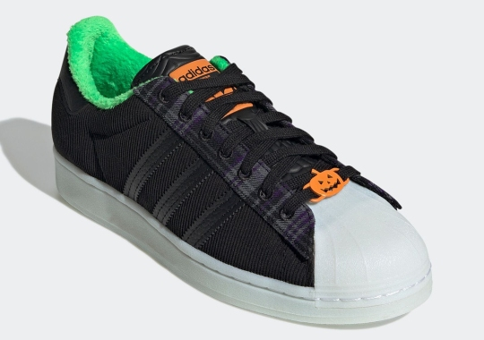 adidas Gets Into The Spirit Of Halloween With This Spooky Superstar