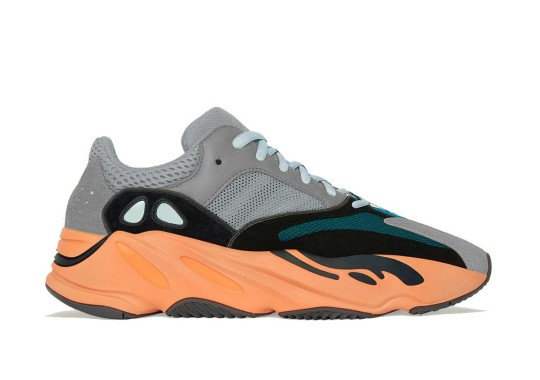 """The adidas YEEZY BOOST 700 """"Wash Orange"""" Confirmed For October Release"""