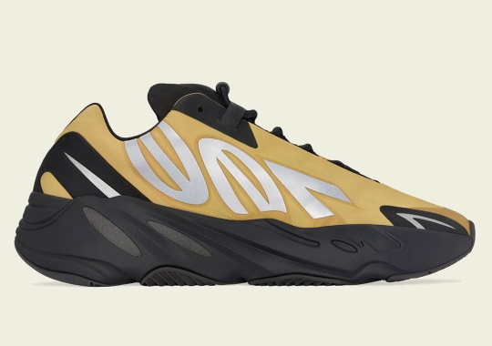 """The adidas Yeezy Boost 700 MNVN """"Honey Flux"""" Releases September 20th"""