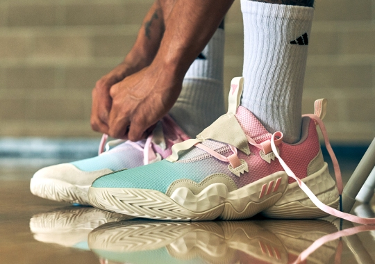 Trae Young's adidas Trae Young 1 Signature Shoe Debuts In Five Colorways