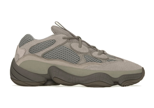"""First Look At The adidas YEEZY 500 """"Ash Grey"""""""