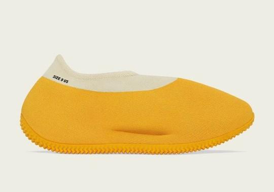 "The adidas YEEZY KNIT RUNNER ""Sulfur"" Releases On September 23rd"