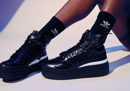 adidas and AFROPUNK Add Height For A Brand New adidas TRIPLE PLATFORUM