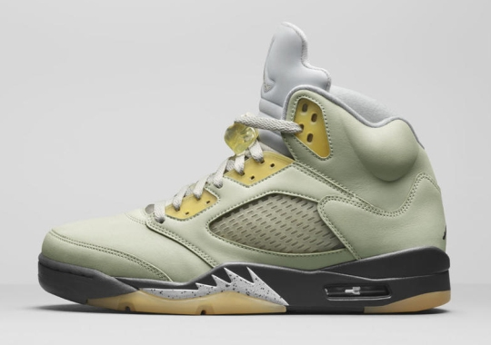 You Can Expect These Holiday Air Jordan 5s To Look Better With Age