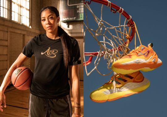 adidas Commemorates Candace Parker Day With Three Exhibit (A)ce Low Releases