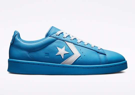 Shai Gilgeous-Alexander Is Dropping His Own Converse Pro Leather On October 1st