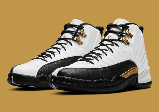 """Official Images Of The Air Jordan 12 """"Royalty"""""""