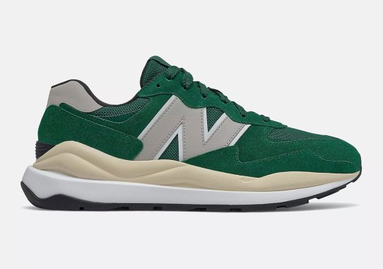 New Balance Borrows From Bricks And Wood For This Inline 57/40