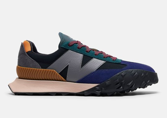 """New Balance XC-72 """"Navy Toe"""" Is Arriving In October"""