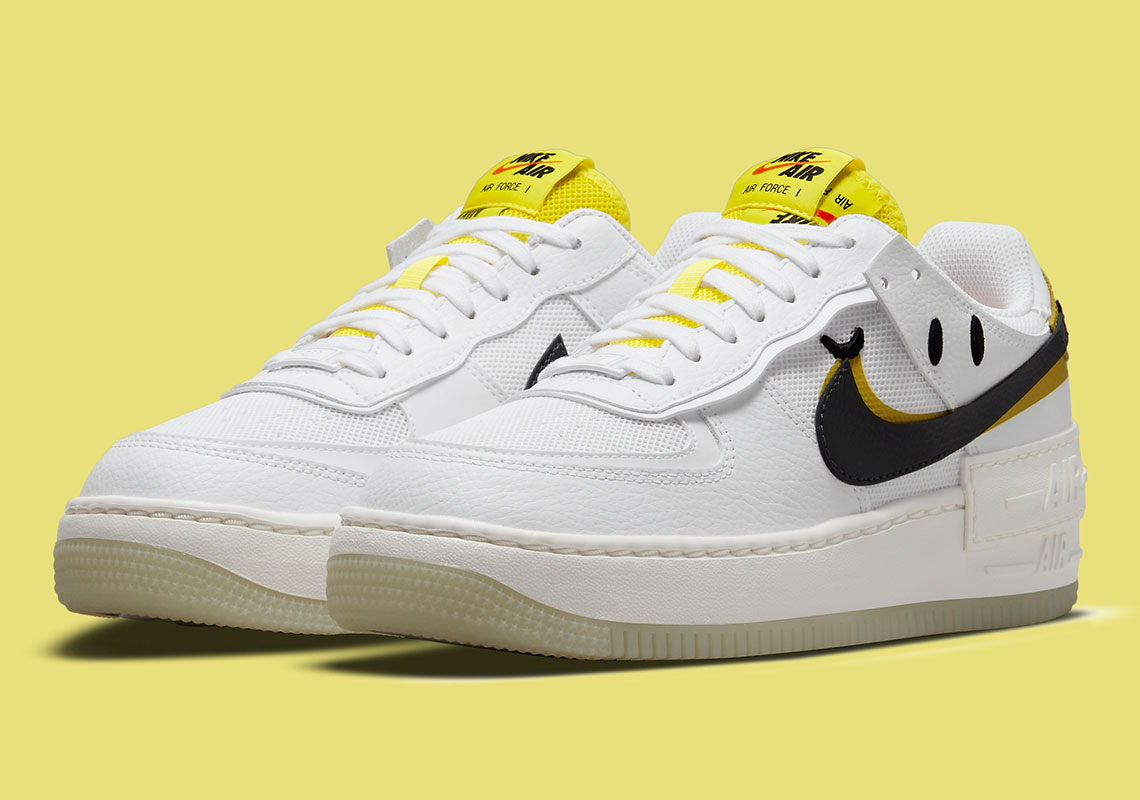 Nike Air Force 1 Shadow Go The Extra Smile DO5872-100 ...