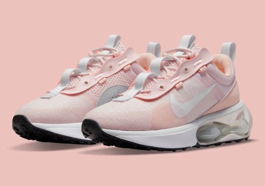 """The Nike Air Max 2021 Goes All Pink In """"Barely Rose"""""""