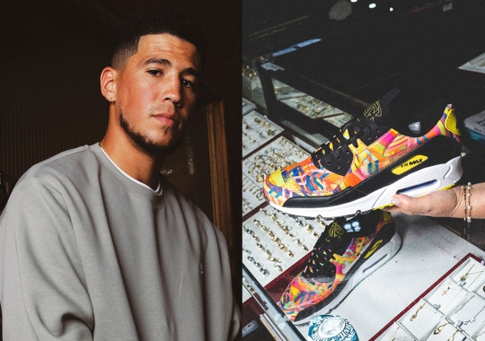 """Nike Expands Their Latinx Heritage Month Celebrations With The Air Max 90 """"LHM"""""""