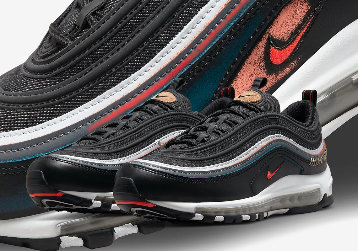 Nike Air Max 97 Alter And Reveal DO6109-001 | SneakerNews.com