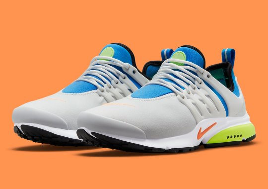 Nike Dresses This Women's Air Presto With Poolside Toy Neons