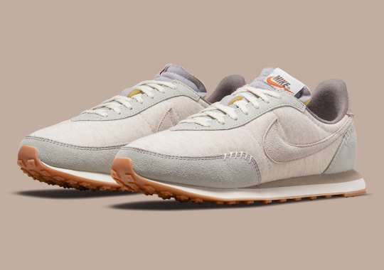 This Neutral-Toned Nike Waffle Trainer 2 Is All About Going At Your Own Pace