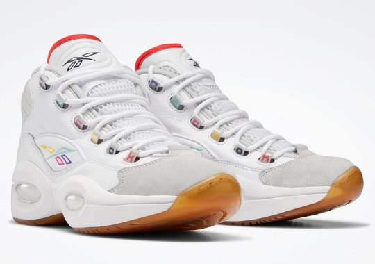 This Reebok Question Mid Is Inspired By International Hoops Unity