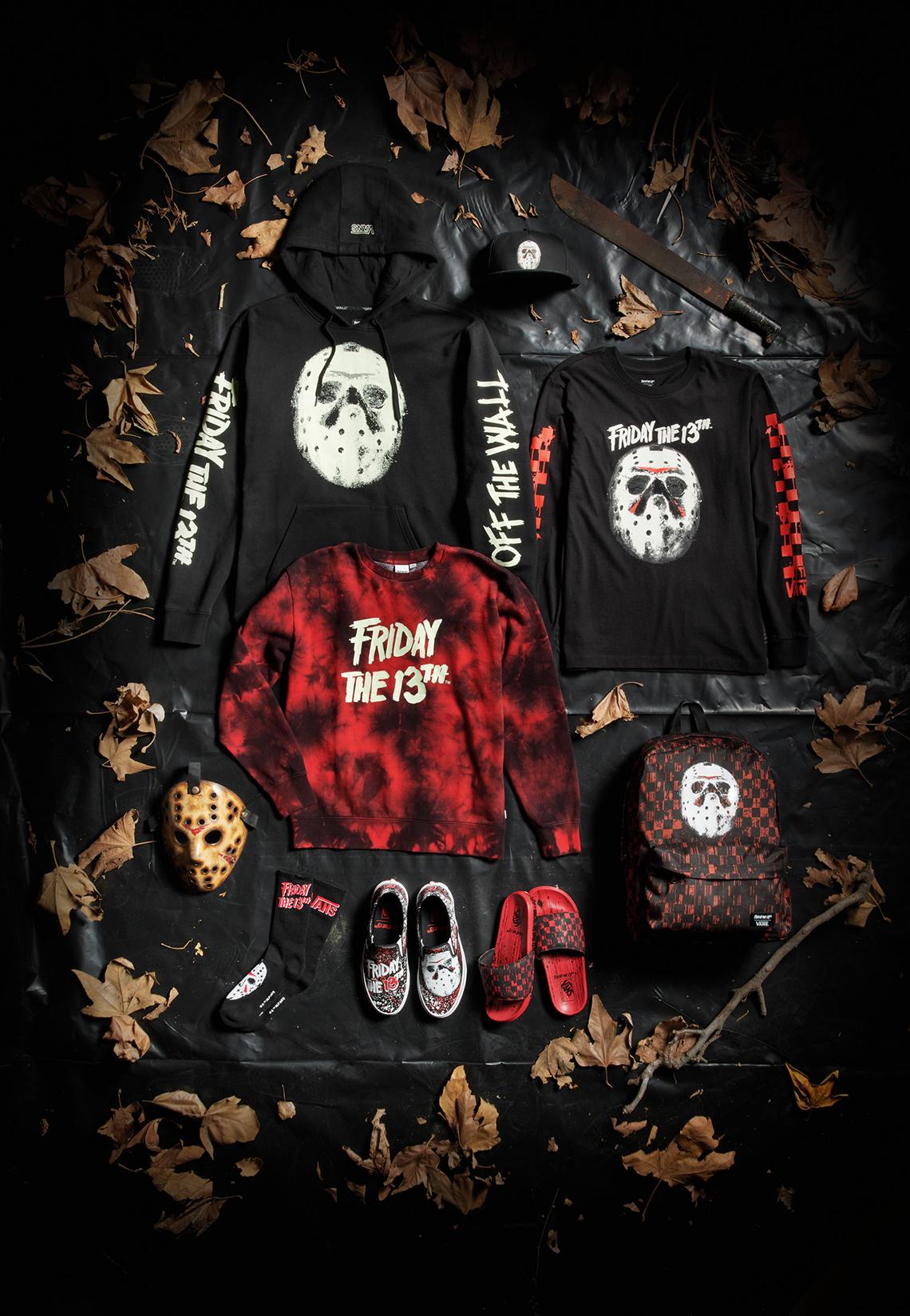 Vans HORROR Pack - Release Info Store List | SneakerNews.com