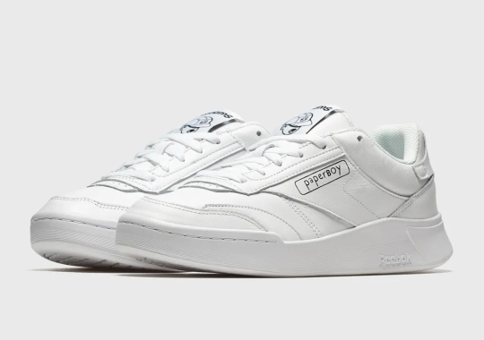 BEAMS And Paperboy Paris Link Up For A Co-Branded Reebok Club C Legacy