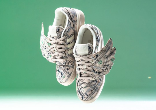 """Where To Buy The Jeremy Scott x adidas Forum 84 Low """"Wings 1.0"""""""