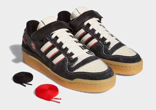 Midwest Kids Presents An Elevated Take On The adidas Forum '84 Lo