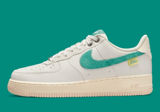 """The Nike Air Force 1 Low Joins The """"Standing The Test Of Time"""" Collection Ahead Of 40th Anniversary"""