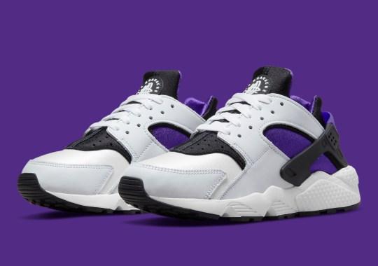 """Purple Punch"" Returns To The Nike Air Huarache Soon"