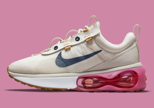 Bright Pinks Dress This Nike Air Max 2021's Cushioning