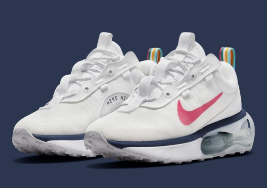 """The Nike Air Max 2021 Is Now Available With """"Gypsy Rose"""" Swooshes"""