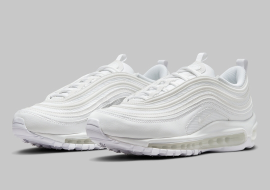 """Nike Spices Up The Air Max 97 """"Next Nature"""" With A Reflective Touch"""