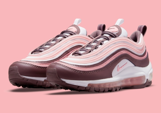 """A Kid's Nike Air Max 97 In """"Violet Ore"""" Is Available Now"""