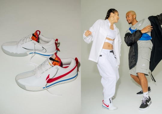 Nike Introduces The Air Sesh, A New Silhouette Designed For And By Dancers