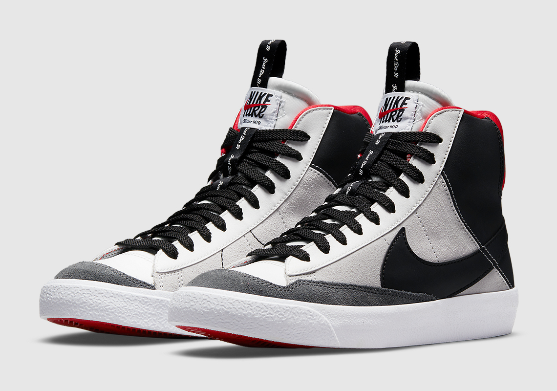 Nike Improves On The Blazer Mid With Dance-Specific Enhancements