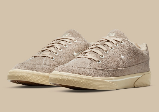 """Hairy Suedes And Warm Tones Outfit The Nike GTS 97 """"Koromogae"""""""