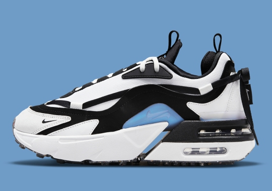 The Nike Air Max Furyosa Returns With A Subtle Touch Of Blue