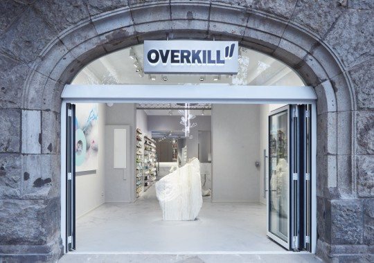 Overkill To Open First Store Outside Berlin, Coincides With adidas Consortium EQT '91 Release