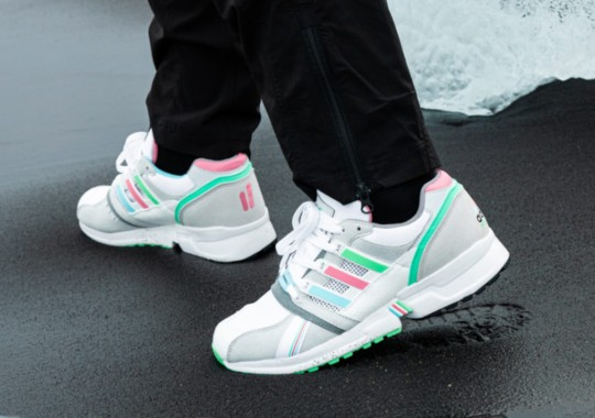Overkill's adidas EQT CSG 91 Releases October 16th