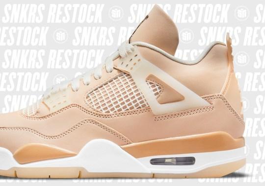 A Ton Of Jordan Retros Just Restocked On Nike SNKRS
