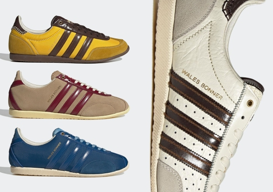Wales Bonner Redresses The adidas Japan Two Ways For Upcoming Capsule