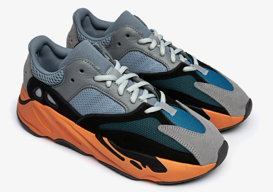 "The adidas Yeezy Boost 700 ""Wash Orange"" Releases Tomorrow"