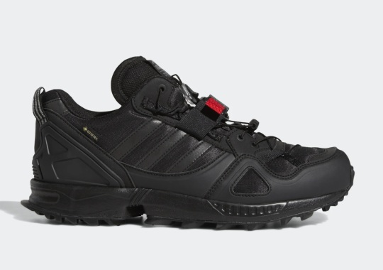 GORE-TEX Protection Arrives To The adidas ZX 9000