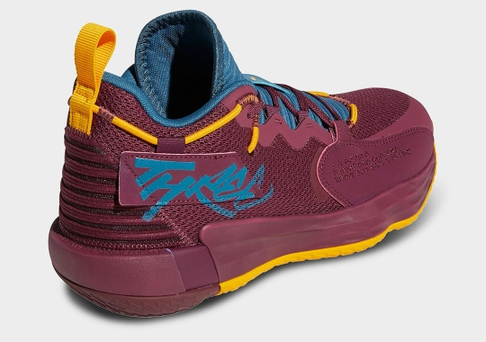 """adidas Dame 7 EXTPLY """"Victory Crimson"""" Releasing On October 15th"""