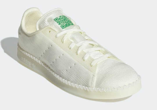 The Stan Smith Now Featured In adidas' Ready To Be Remade Program