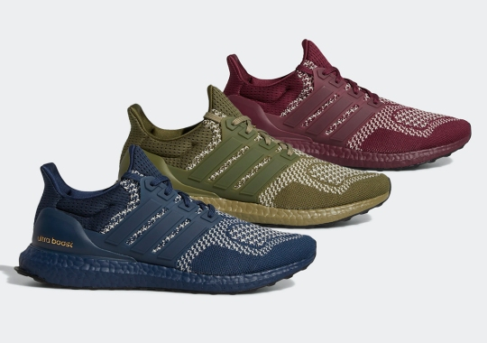 A Trio Of Fall Monochromatics Appear On The adidas UltraBOOST 1.0 DNA