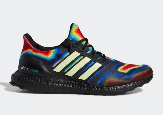 """adidas Ultra Boost """"Heat Map"""" Set To Release On October 9th"""