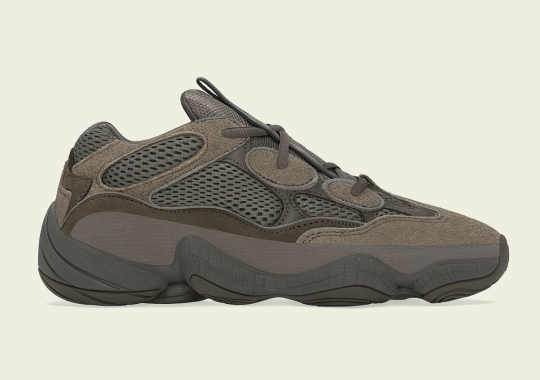 """Official Images Of The adidas YEEZY 500 """"Clay Brown"""""""