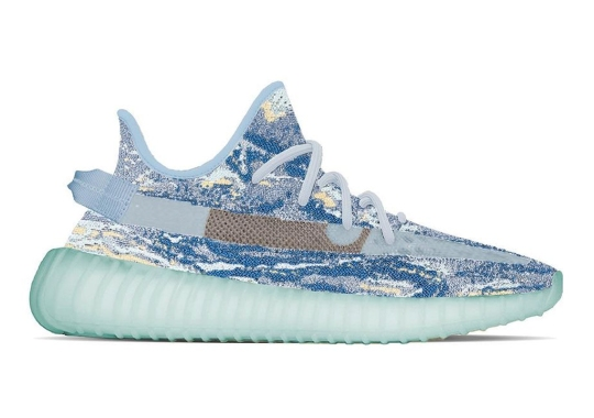 The adidas Yeezy Boost 350 v2 MX Series Welcomes A Blue Version In 2022